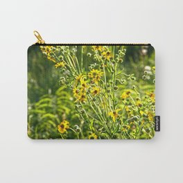 Wild Sunshine Carry-All Pouch