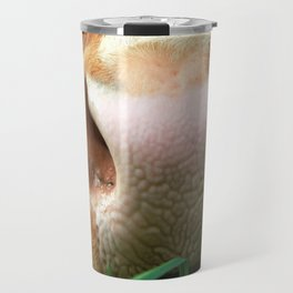 Cow, meadow, animal Travel Mug