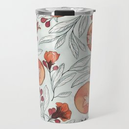 Young Pomegranates Travel Mug