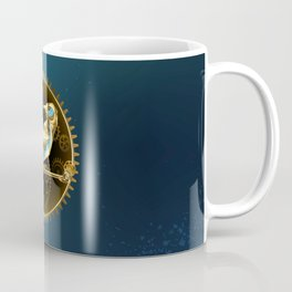 Mechanical Bird ( Steampunk ) Coffee Mug