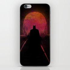 Dark heroe iPhone & iPod Skin