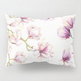Delicate Magnolia 2 Pillow Sham