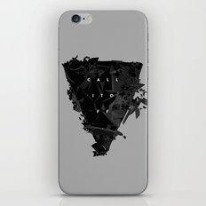 Call It Off iPhone & iPod Skin