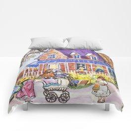Diane L - Les Filles Comforters