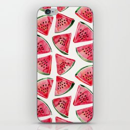Watermelon Slices iPhone Skin