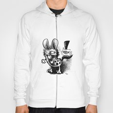 The Hyena and the Spider #1 Hoody