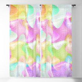 Pastels Having Fun Blackout Curtain
