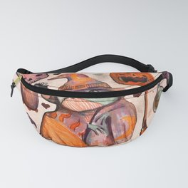 wizard frog Fanny Pack