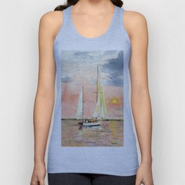Sea Star Unisex Tank Top