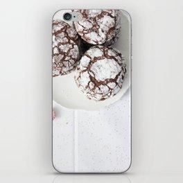 Chocolate candy cake cookies iPhone Skin