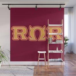 Monster University Fraternity : Roar Omega Roar Wall Mural