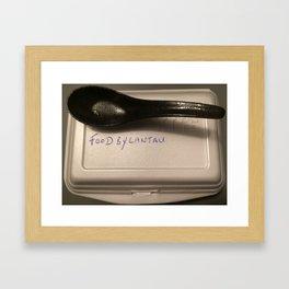 Food By Lantau Framed Art Print