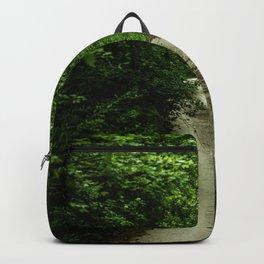 The gray snake Backpack