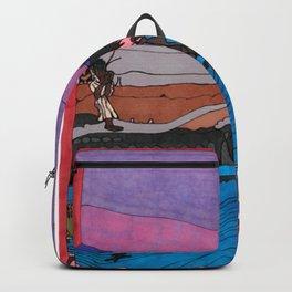 Beach Combers Backpack