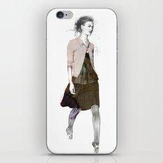 catwalk 1 iPhone & iPod Skin