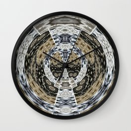 Frame Oddity 3D Funnel Wall Clock
