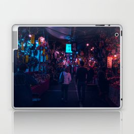 Matsuri Alley Laptop & iPad Skin