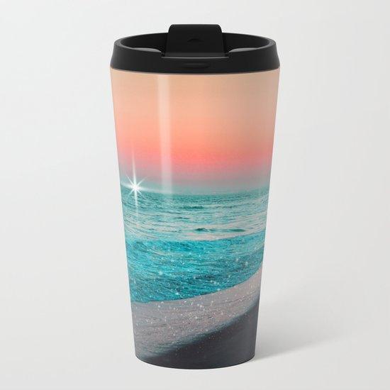 StAr Sea Metal Travel Mug