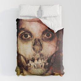 OVERworked Comforters