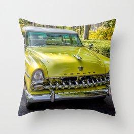 The DeSoto  Throw Pillow