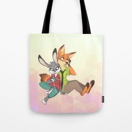 Sharing Music Tote Bag