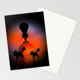 tees and more -1- Stationery Cards