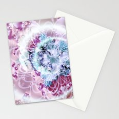 Fractal Whimsy Stationery Cards