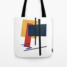 Tribute to K. Malevich (n.1) Tote Bag