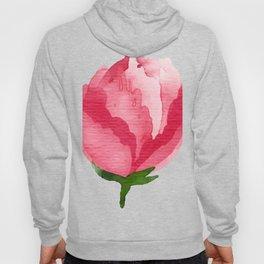 Beauty Rose Flower Hoody