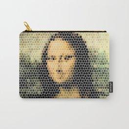 Mona Lisa - Leonardo Da Vinci. Carry-All Pouch
