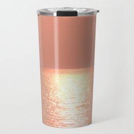 Wasaga Beach Sunset Travel Mug