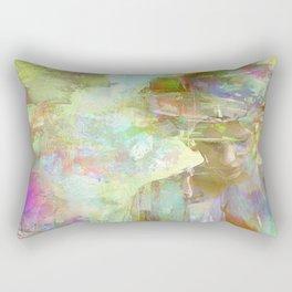 Eithne, Celtic goddess Rectangular Pillow