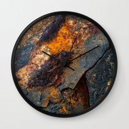 Grunge Texture 10 Wall Clock