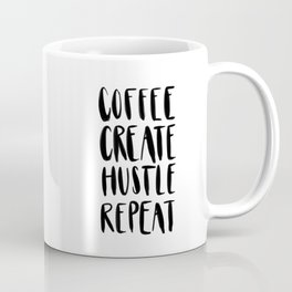 the daily grind Coffee Mug