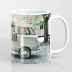 Flower Truck Mug