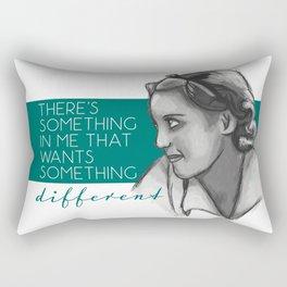 Something Different Rectangular Pillow