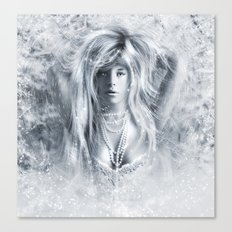 Pretty Storm Canvas Print