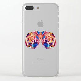 The Seven deadly Sins - SLOTH Clear iPhone Case