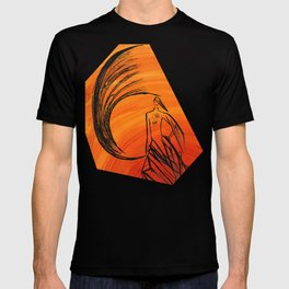 Angel under cover T-shirt