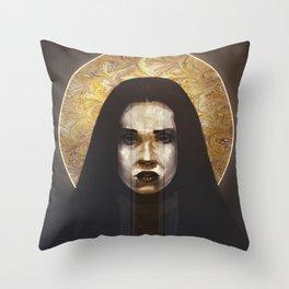 Defunct Throw Pillow
