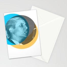 Eva Perón - Shouts of Glory Stationery Cards