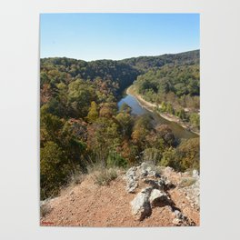 Sparrowhawk Mountain Series, No. 6 Poster