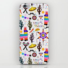 Fiesta Mexicana iPhone Skin
