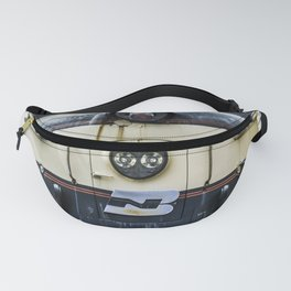 Cab Forward Fanny Pack