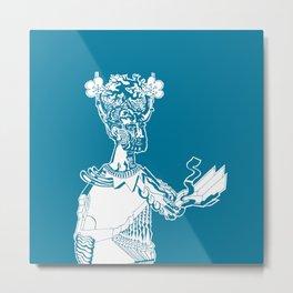 hominum_I Metal Print