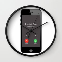 THE JERK STORE CALLED Wall Clock