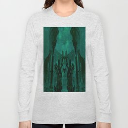 Fight Among the Gods Long Sleeve T-shirt