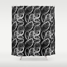 Cocoon Shower Curtain