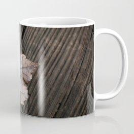 the lifelines of fall Coffee Mug