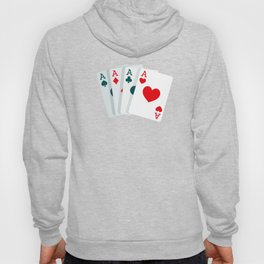 Playing Cards Hoody